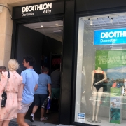 Decathlon City Spain
