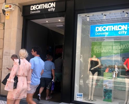 Decathlon City Spain
